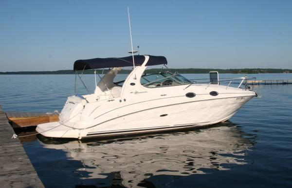 2004 sea ray 280 sundancer parts manual