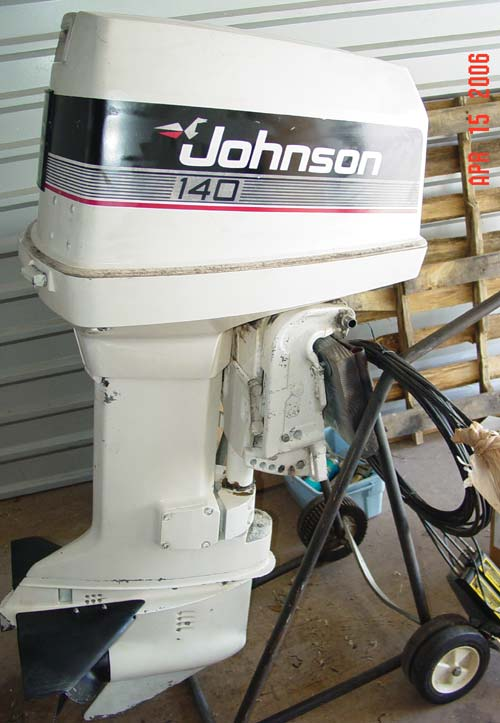 johnson 140 hp outboard manuals