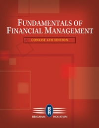 fundamentals of financial management concise 7th edition solution manual