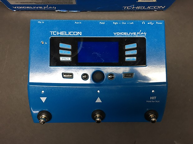 tc helicon voicelive 2 manual rus