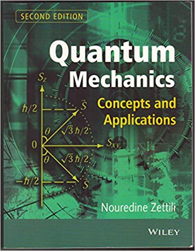 quantum mechanics concepts and applications by nouredine zettili solution manual