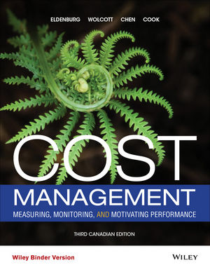 cost management measuring monitoring and motivating performance solutions manual