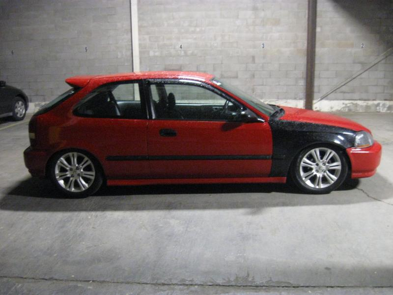 98 honda civic manual for sale