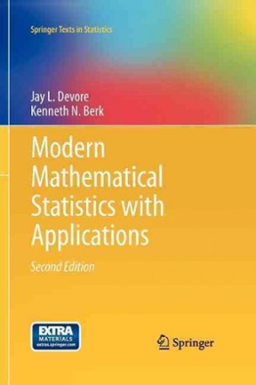 modern mathematical statistics with applications solutions manual