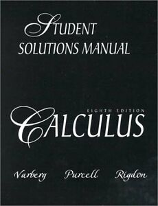 calculus 9th edition varberg purcell rigdon solutions manual pdf