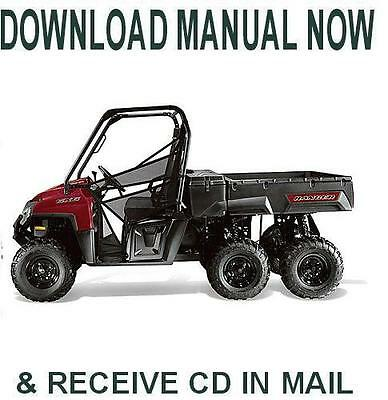 2013 polaris ranger parts manual