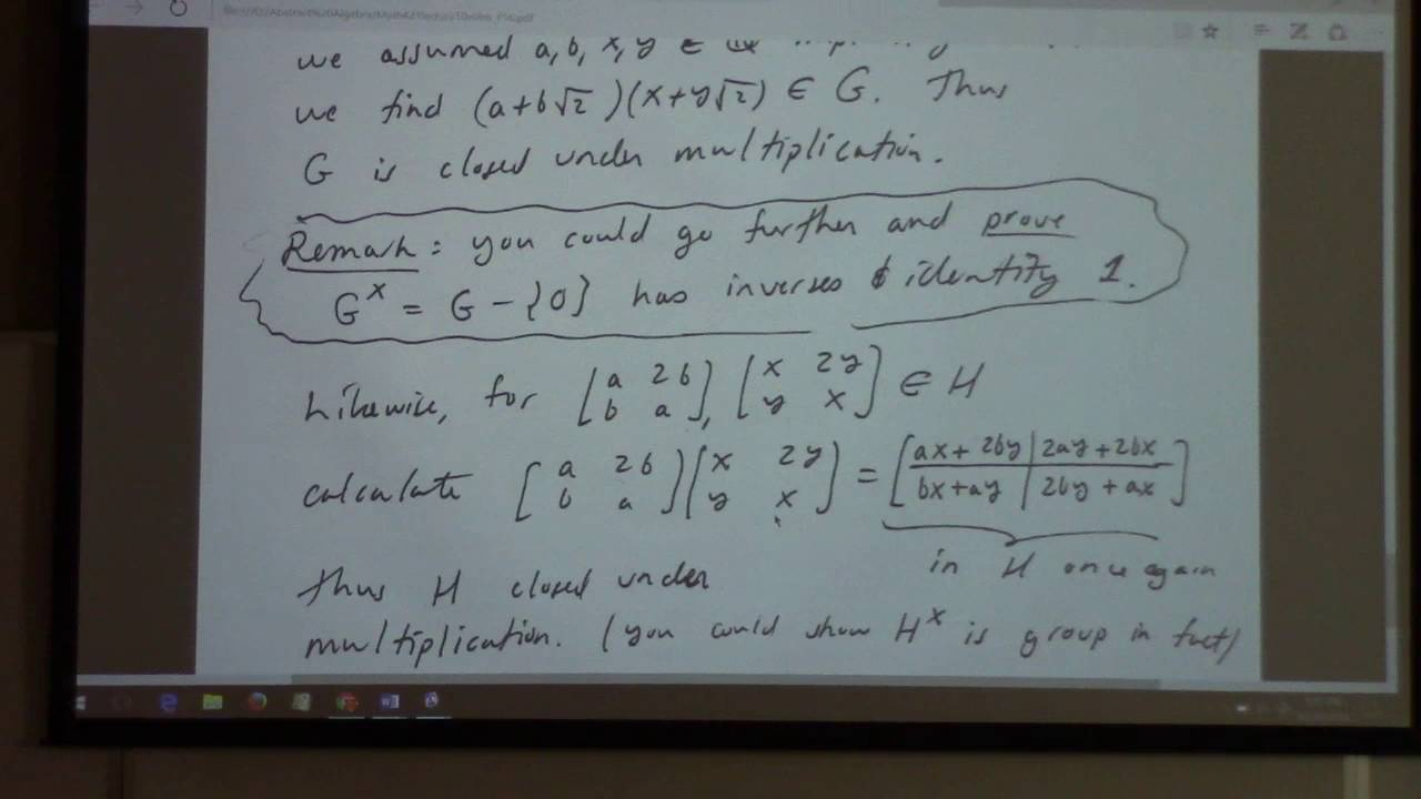 abstract algebra manual problems and solutions