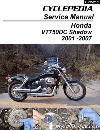 2001 honda elite 50 service manual